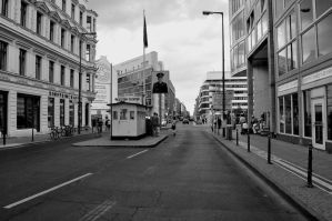 Checkpoint Charlie by TheMetronomad