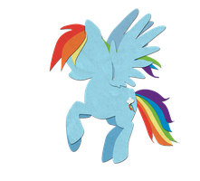 Rainbow Dash by Mary-Genn