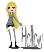 Hollow, present for LUD by cfyrch