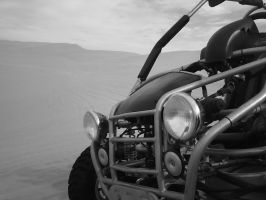Buggy in the Sand by QTroubadour