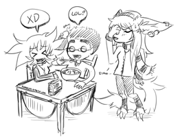 XD Cereal by Kameloh