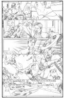 Captain America MOT pg 9 by ZurdoM