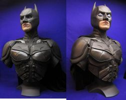 BATMAN  Christian Bale by BobbyC1225