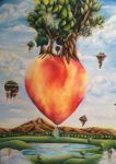 The Peach Tree by johnrego96