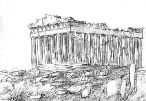 The Acropolis by VelCake