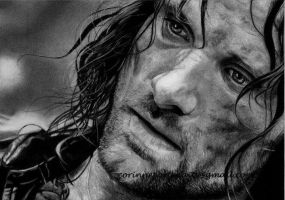 Viggo MORTENSEN by Sadness40