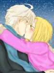 Snow by Shirogane-Lawliet