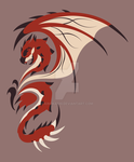 Reign of Heavens - Rathalos by kinokashi