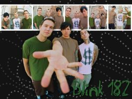 Blink 182 Forever by tomgirl227