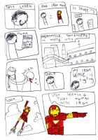 iron man: MAN OF IRON pg2 by MANeatingCLOTHES