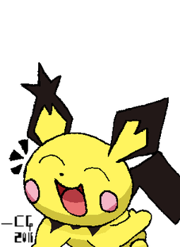 [NSN 05] Pichu by Cubester64