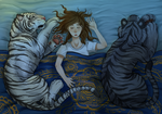 Good night, sleep tight, don't let the tigers bite by ryuukuringo
