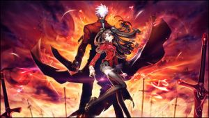 Fate Stay Night PSP Wall by N-I-G-H-T-O