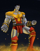 Phoenix Five: Colossus by Nickarooski