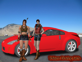 These Boots Are Made For Driving 3 by Leon5cottKennedy