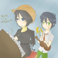 Music Contest 2nd Entry by Yoite-FanClub