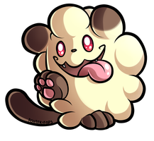 Day 5 - Swirlix by PrinceofSpirits