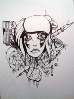 Its All In Your Head. by JoeliusAspect