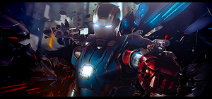 Iron Patriot by Xenophoria