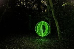 Light Painting  33 by Funbeast