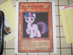 Yugioh Twilight Sparkle Card by Smbzoo448