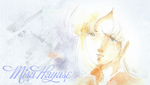 Misa Hayase Wallpaper by ladywretched