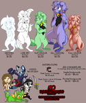 Commission Info (OPEN) by PhantomCat