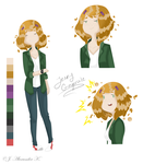 Jenny Gingerale by XombieJunky