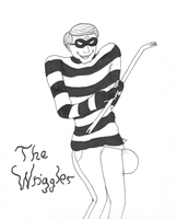 LM- The Wriggler by fatalfeline