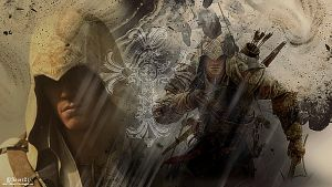 Connor Kenway for LadyAnnatar by Elflover21