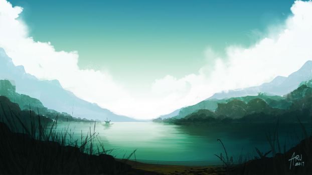 38/365 Lakeview by Aru06