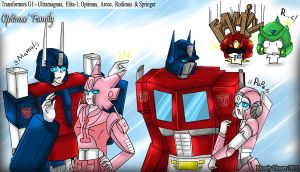 TF OP's Family XD by BloodyChaser