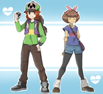 Undermon trainers by thegreatrouge