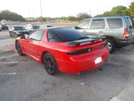 1994 Mitsubishi 3000GT SL [Customized] by TR0LLHAMMEREN