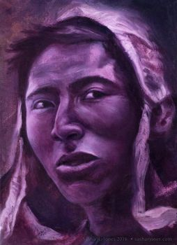 Andean Youth Study by SashaRJones