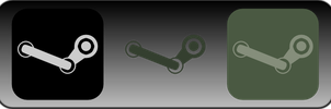 steam icons :scalable: by lopagof