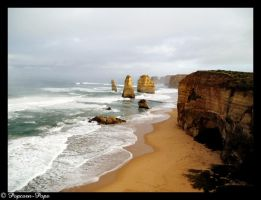 12 Apostles by popcorn-pops