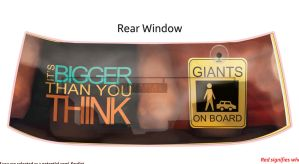 FIAT: It's Bigger than you Think ( rear window) by Exubiuz