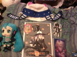 .: Afest 2012 Loot :. by NerinSerene