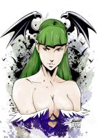 Morrigan by Soso01