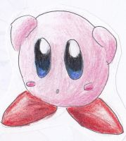 Kirby by kanineious