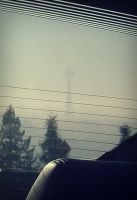 Foggy Needle by YourEvilAddiction