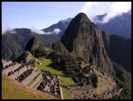 Machu Picchu 1 by Dominion-Photography