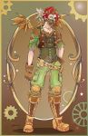 Steampunk Peter Pan by NoFlutter