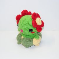 Bellossom by Heartstringcrochet