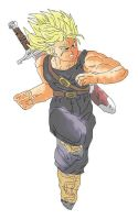 Trunks Coloured by CriChTon