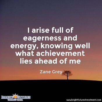 Achievement Recovery Quotes by brightfuturesrehab
