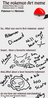pokemon meme by kitt99