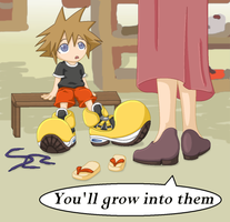 KH - Shoes by tacokisses