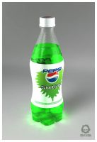 Pepsi Shiso 3D by craneo242